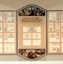 Donor Wall Detail