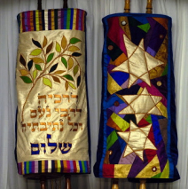 Dickinson College Torah Mantles