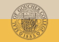 Goucher College Needlework workshop