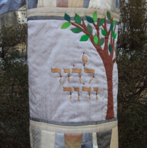 Torah Mantle – L'Dor Vador