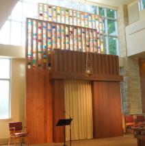 Art Glass Ark Wall
