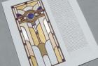 Art Deco Papercut Ketubah
