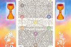 Gifts of May Day Ketubah