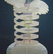 Wings of the Shekhina Ketubah