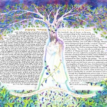 Midsummer Night's Dream Ketubah